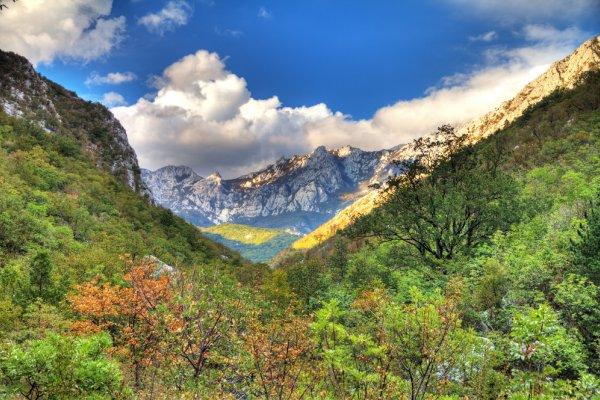 planina velebit