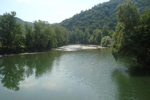 rijeka kupa