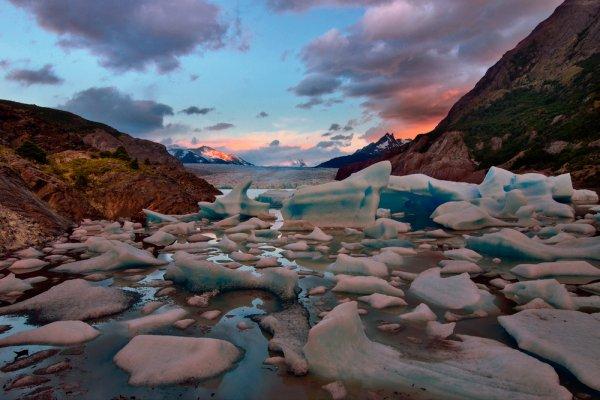 otapanje leda
