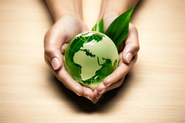 zeleni planet