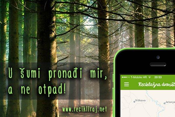 aplikacija recikliraj