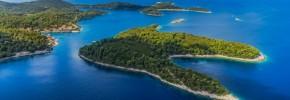 Mljet, najšumovitiji otok Jadrana